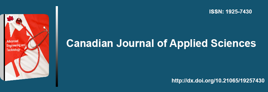 Canadian Journal of Applied Sciences